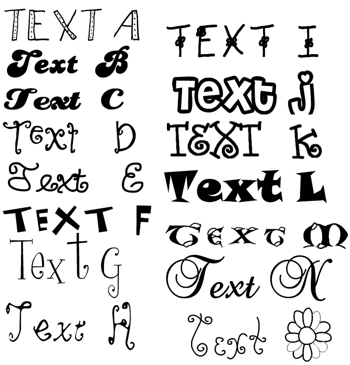 Which Font Do You Like Fonts