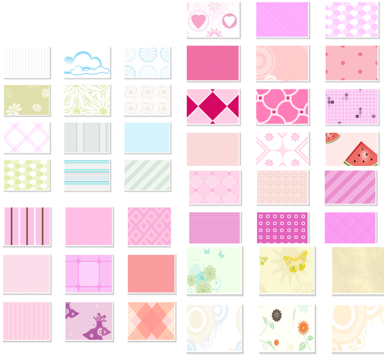 Clare'sHighClass Graphics♥ Pink