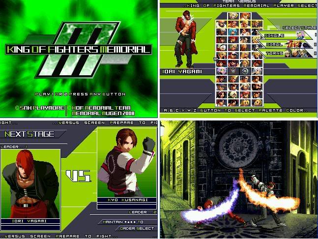 The King Of Fighters Memorial y Special Edition Memorial