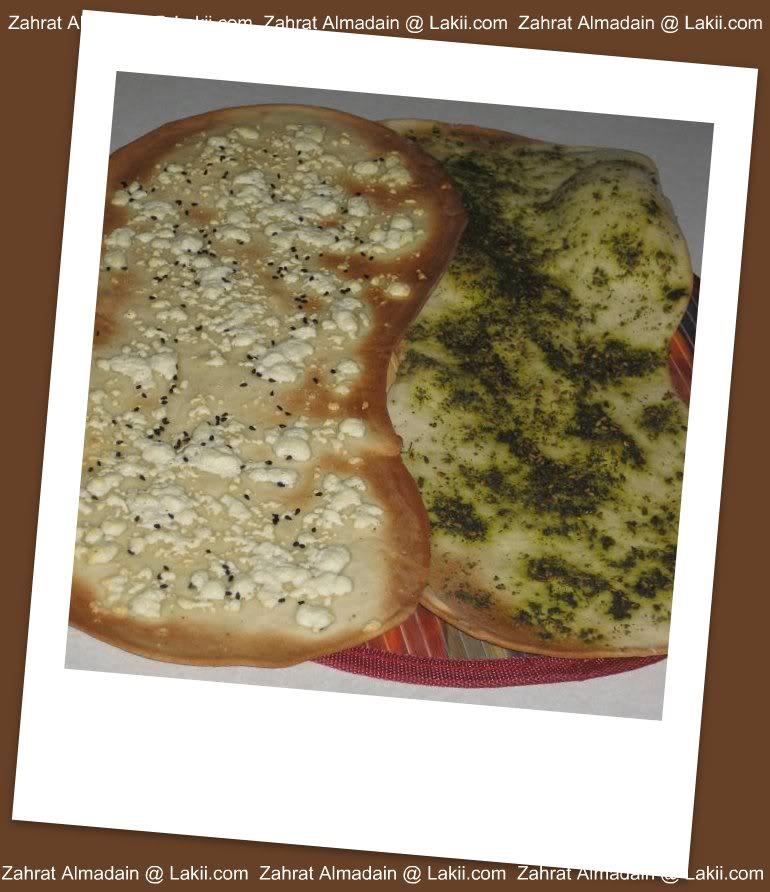 الخبز الارمني او قراقيش اللافاش 025-1