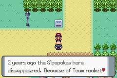 Pokémon Johto Mysteries Capture026