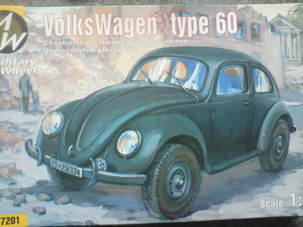 Project; Gunges 1.15000 scale airfix beetle... DSC01259