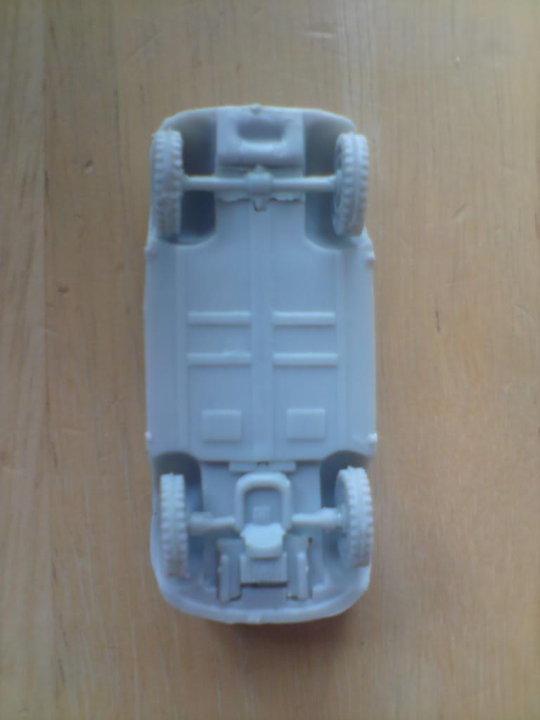 Project; Gunges 1.15000 scale airfix beetle... DSC01266