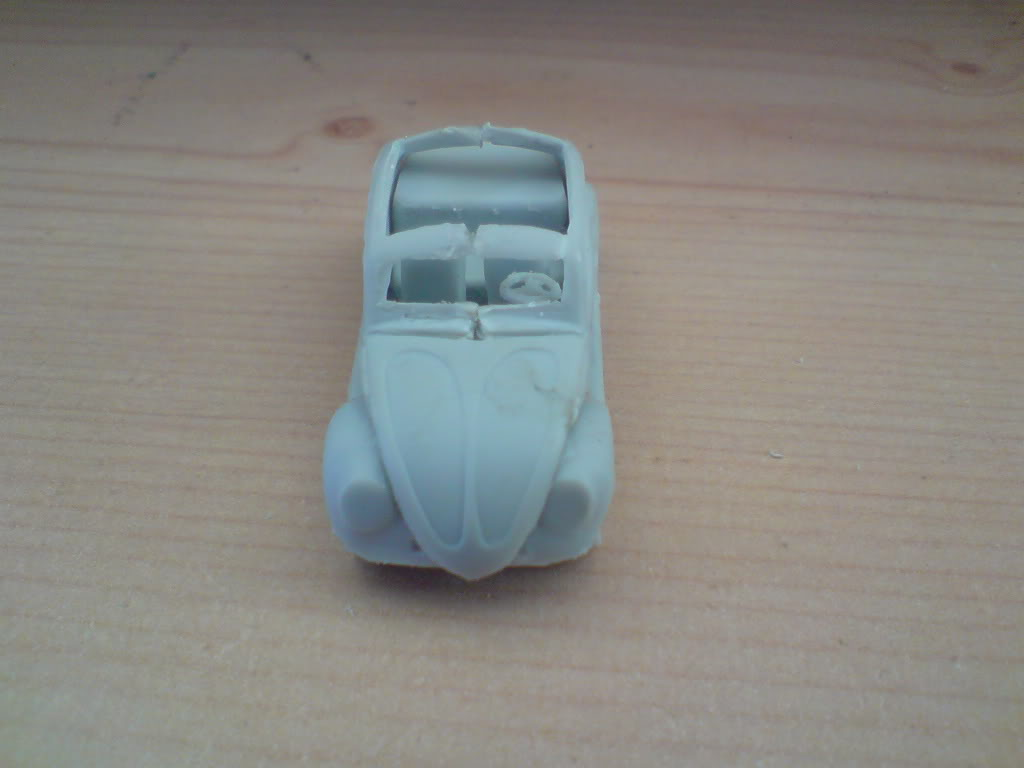 Project; Gunges 1.15000 scale airfix beetle... DSC01282