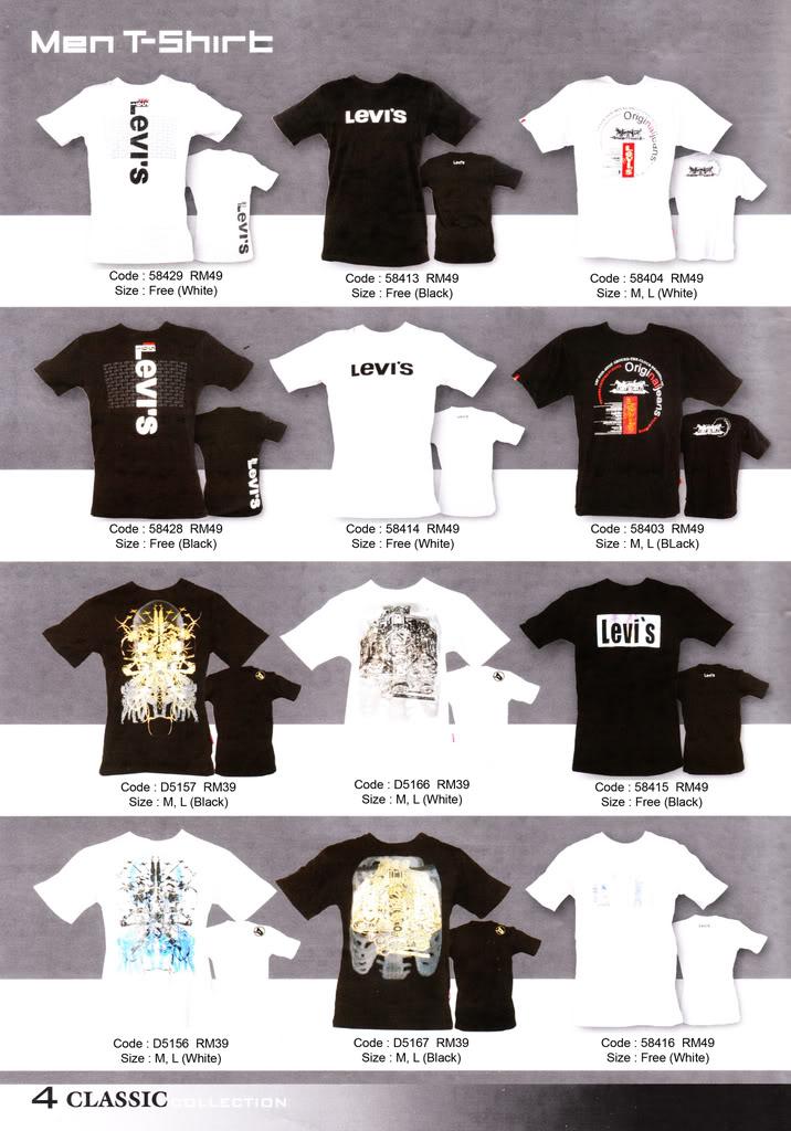 Pakaian, Kasut & Aksesori Lelaki, Wanita & Kanak2 MenT-Shirt4