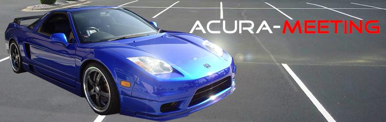 Acura-Meeting