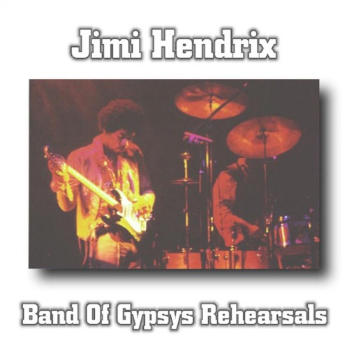 ATM 001 : The Band of Gypsys Rehearsals 2ec90561a2b5bd113e0079573d686055