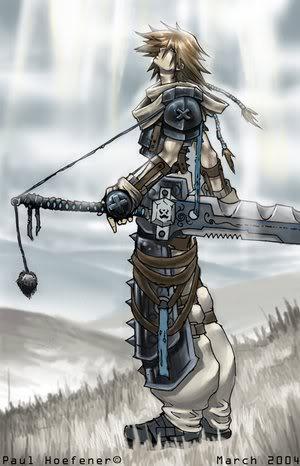 Loki Kage. DotHack2