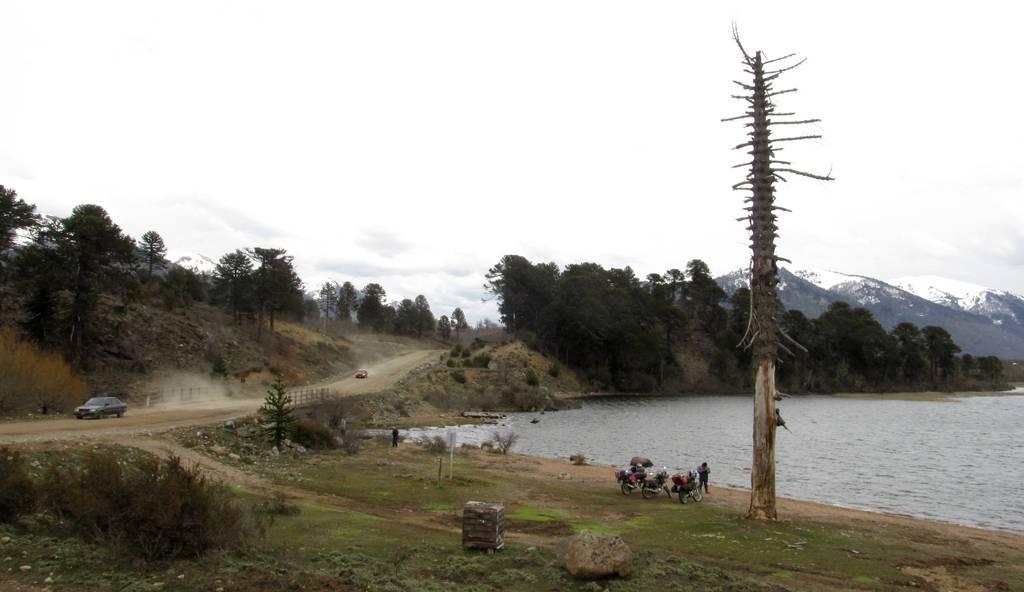 Neuquen, Pehuenia, Alumine...Travesia ripiera y nevada 1pehuenia%20060