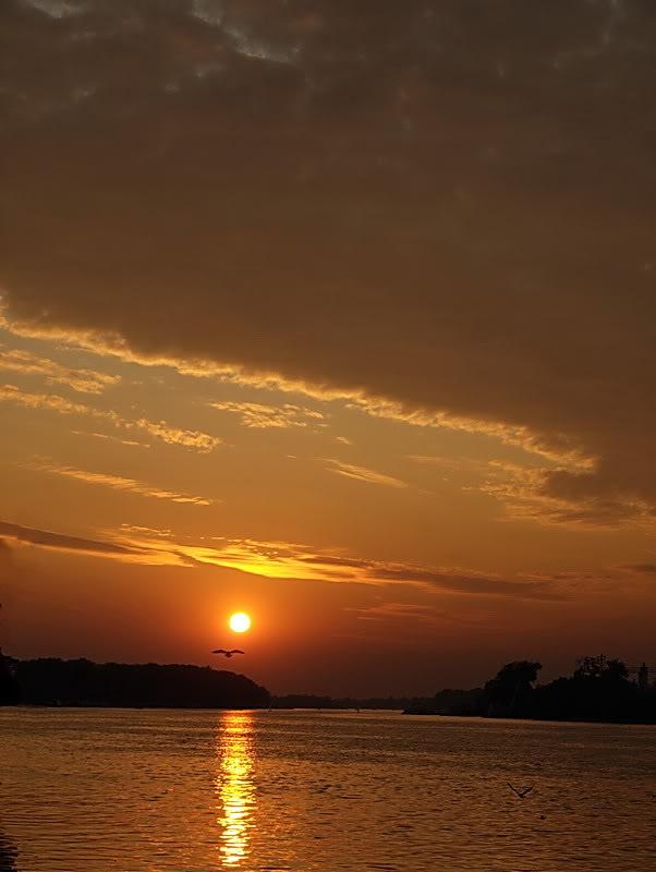 Zalazak sunca-Nebo PA096322G