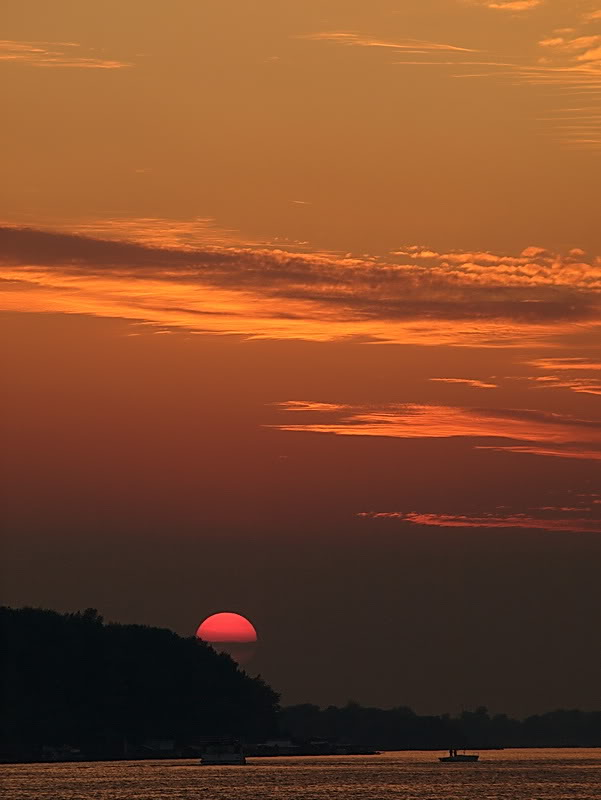 Zalazak sunca-Nebo PA096349A