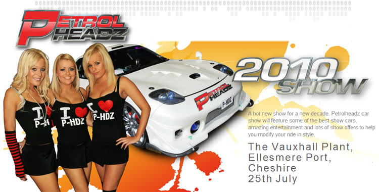 PetrolHeadz *NEW 2010 Show* PH-header