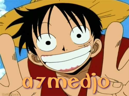 Your Favorite Programs Wall_luffy5_500