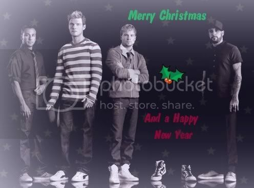 Place here your Christmas messages to all the other fans Kerstkaart2007