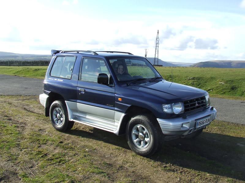 Mitsubishi Shogun Mk1 DSCF4592