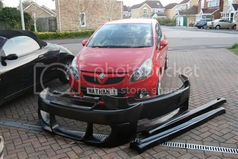 SOLD: Corsa C Bodykit £150 IMG_3468Custom