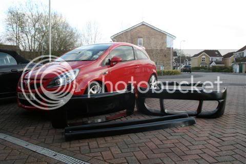 SOLD: Corsa C Bodykit £150 IMG_3469Custom