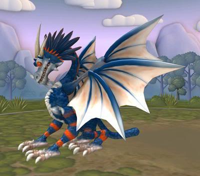 Creando dragones Drac11