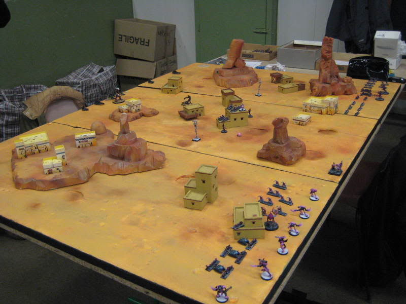 Tournoi Epic Armageddon Montpellier 2009 - Debriefing Photo023