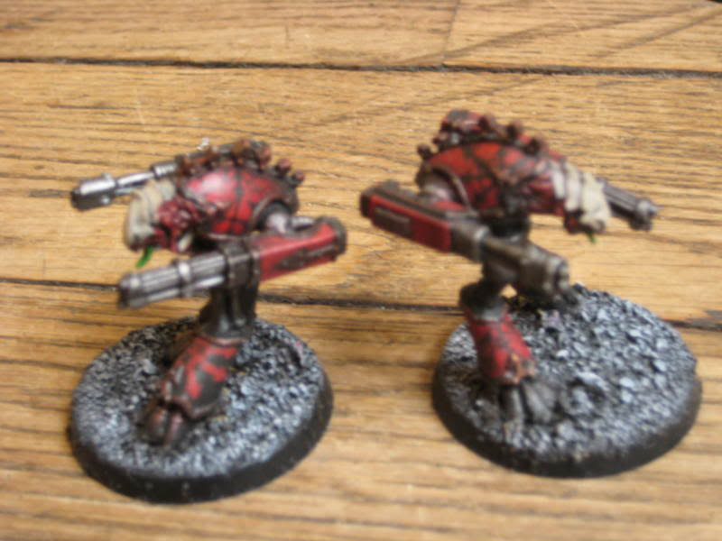 [Vente EPIC ] Word Bearers et Légion Titanique de Khorne Photo047