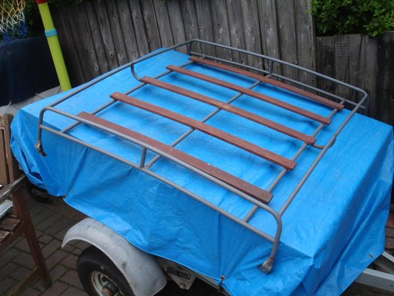 Roofrack DSC02357