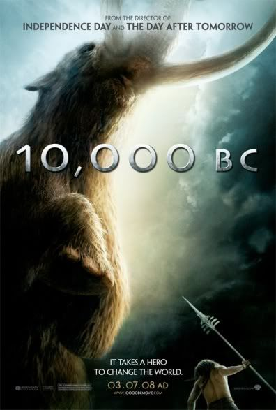 Película 10000 10000bc_poster