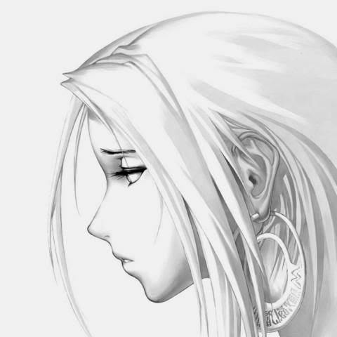 صور أنمي حزينة Blazaga_Anime_Girl_evened