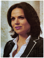 2x04 ♧ The Touch of Death Regina