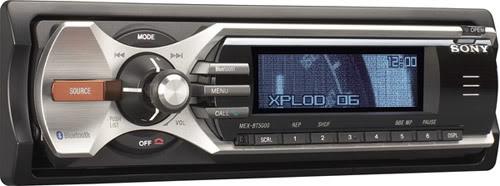 Sony MEX-BT5000 Headunit SONY-MEXBT5000