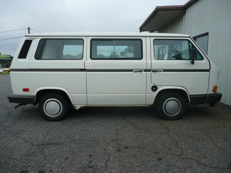 '89 Vanagon GL P1040104