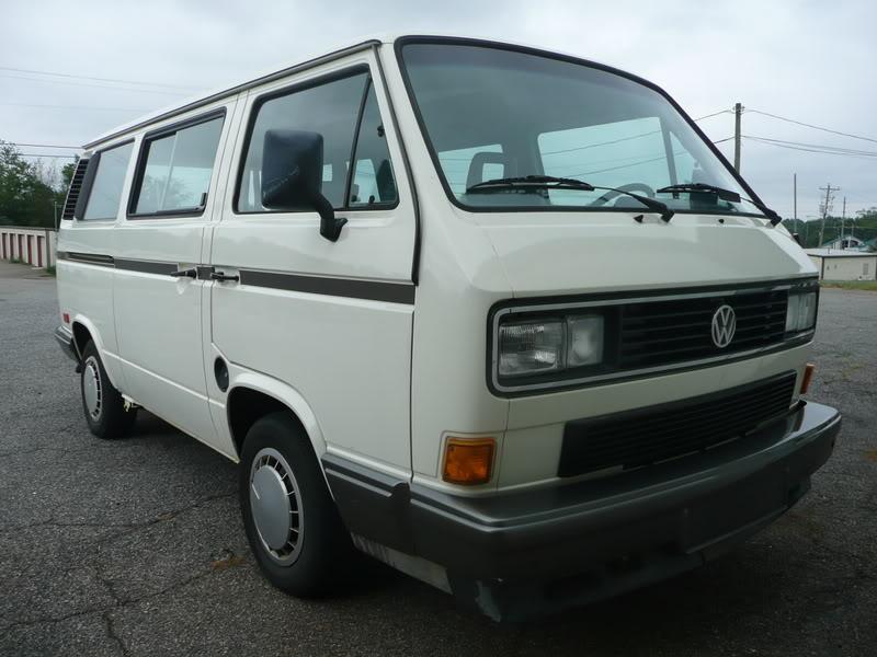 '89 Vanagon GL P1040105
