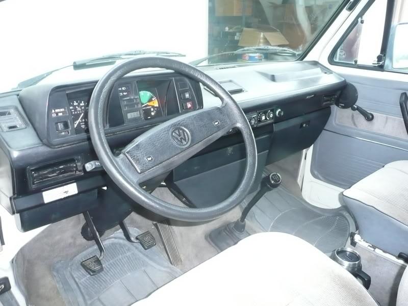 '89 Vanagon GL P1040106