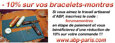 Profitez de remises avec FORUMAMONTRES ! ABP2