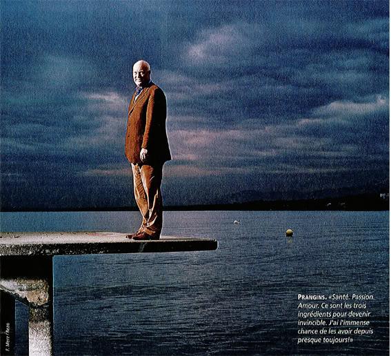 Actu : Jean-Claude Biver Leader de l'année 2008 dans PME Magazine BiverPME2
