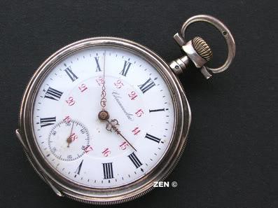 Chronomètre anonyme... Quelle humilité ! Chronomtreargent112005face