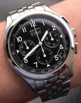 Quelle montre pour Vendredi 5 janvier 2007 ? Elprimeroclassnoircadran