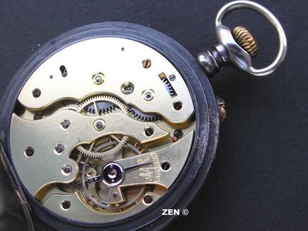 """Chronomètre """"La Nationale"""" LaNationalecalibre1"""
