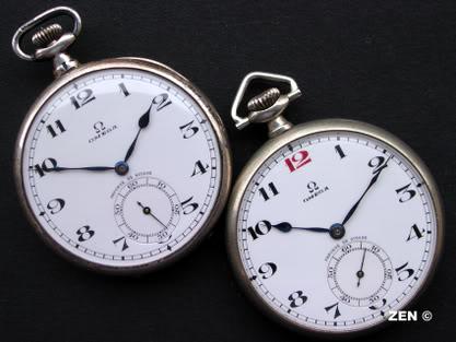 Si demain une grande marque sort une montre à gousset OmegaNOSles2122005