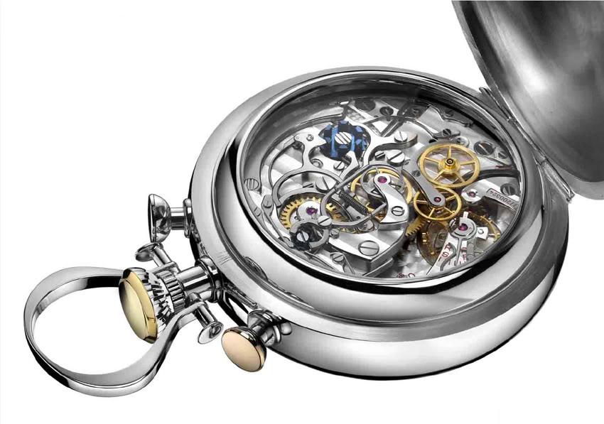 Si demain une grande marque sort une montre à gousset OmegachronoJO2