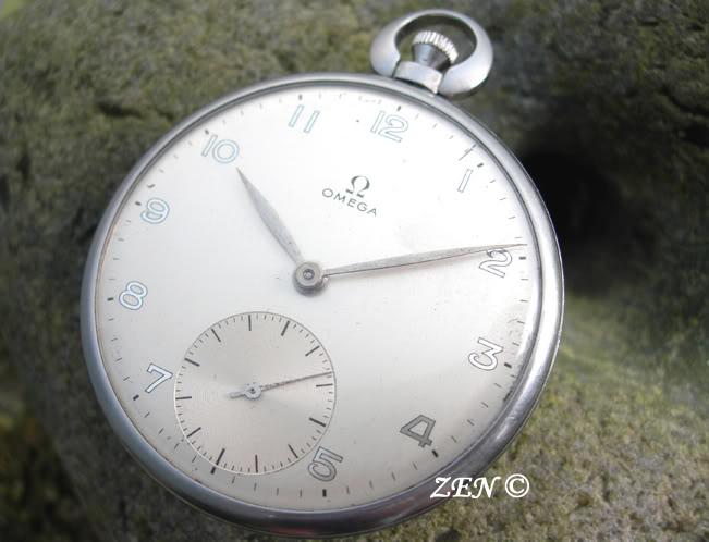 Les plus belles montres de gousset des membres du forum - Page 3 Omegaextraplatepocheacier3