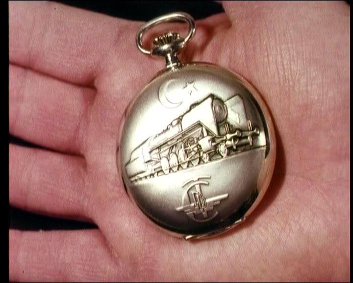 Les ZENITH des chemins de fers Turcs ( Voyage dans le temps ) PDVD_161