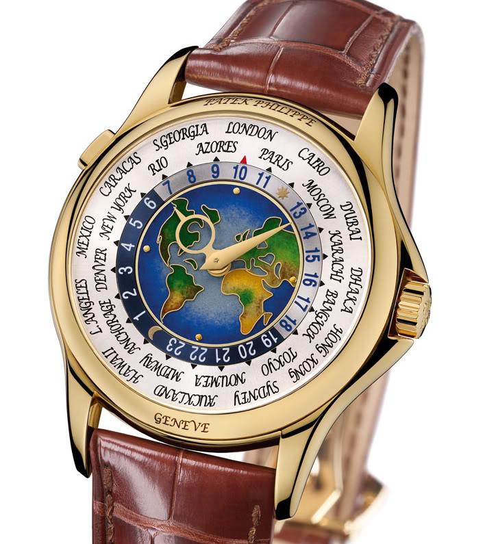 Avant-première: Patek Philippe World Time watch Ref. 5131 PatekPhilippe2008