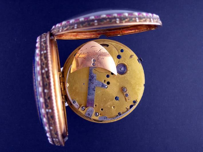 Avant première : une perle au musée du Locle ! JaquetDroz3mouvementautomusedulocle