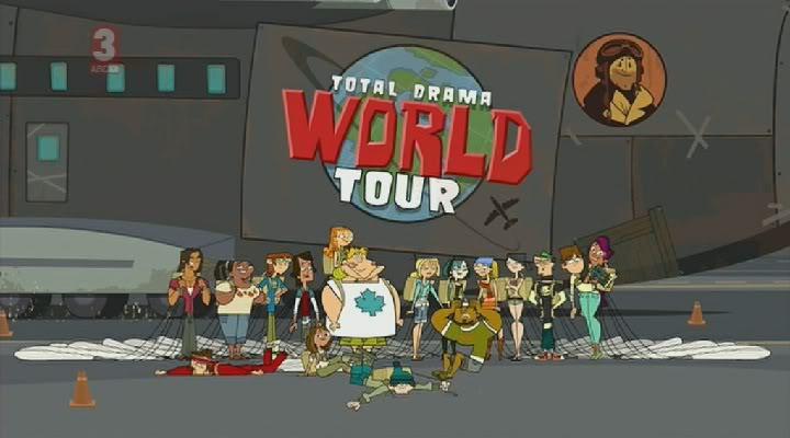 Drama total gira mundial TotalDramaWorldTour