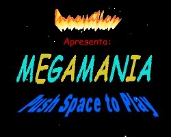 [XCREATOR] Megamania - Remake Megamania2