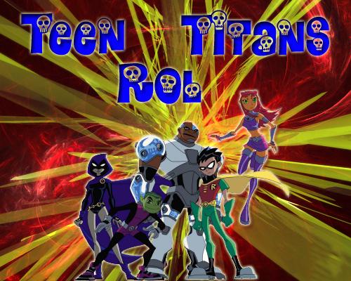 .:: Teen Titans :: Rol ::.