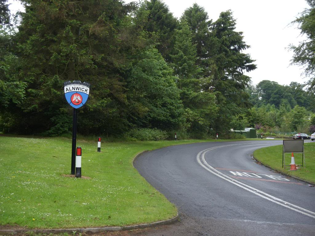 Alnwick - Alnwick Castle SDC12137