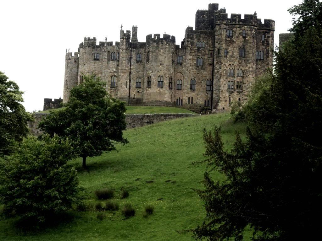 Alnwick - Alnwick Castle SDC12148