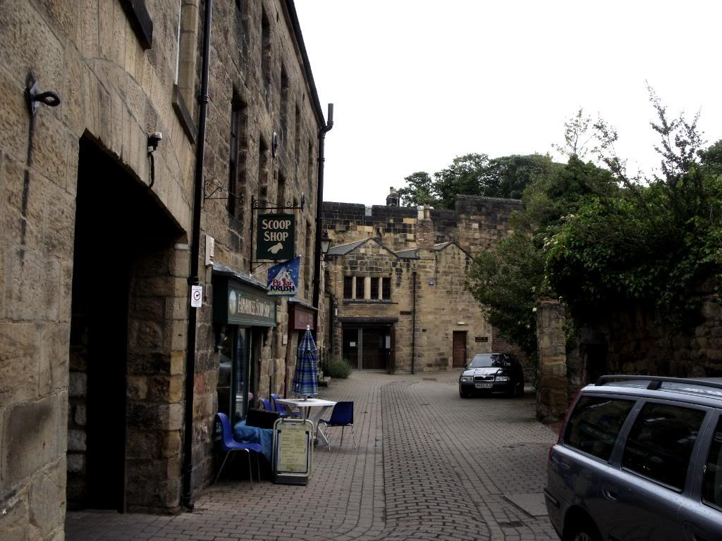 Alnwick - Alnwick Castle SDC12153