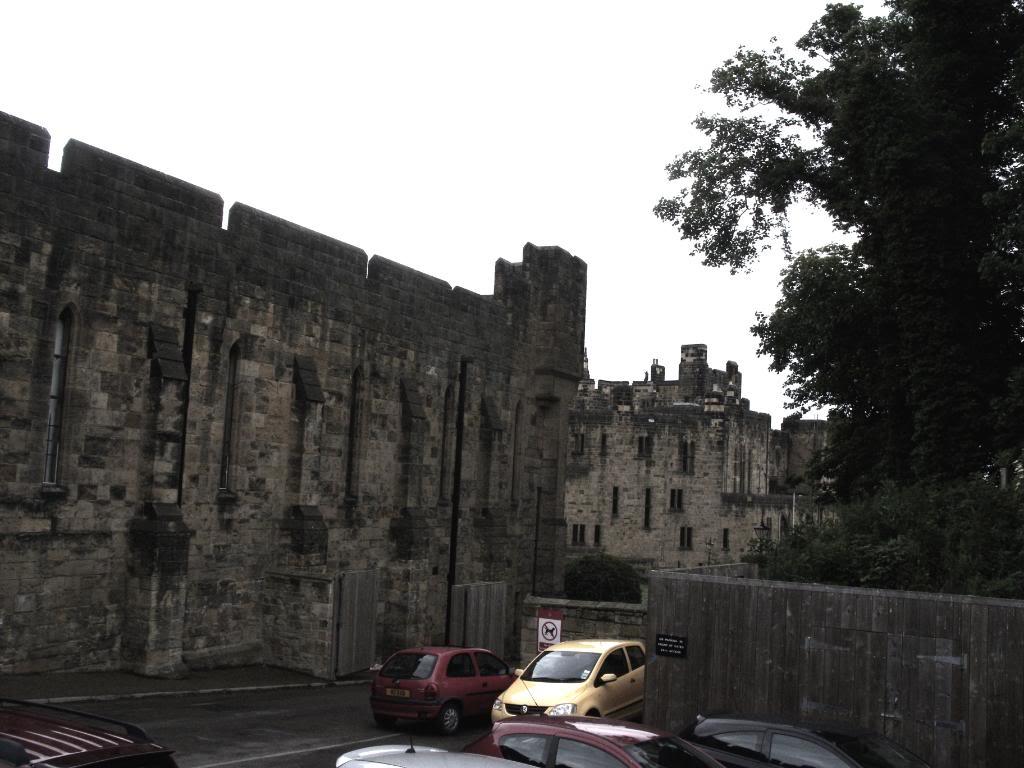Alnwick - Alnwick Castle SDC12154